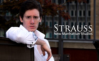 Strauss-New York City Sessions
