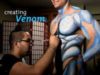 Creating Venom (Behind the Scenes)